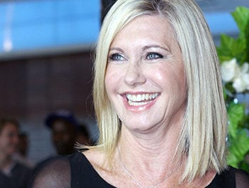 Olivia Newton-John is now doctor