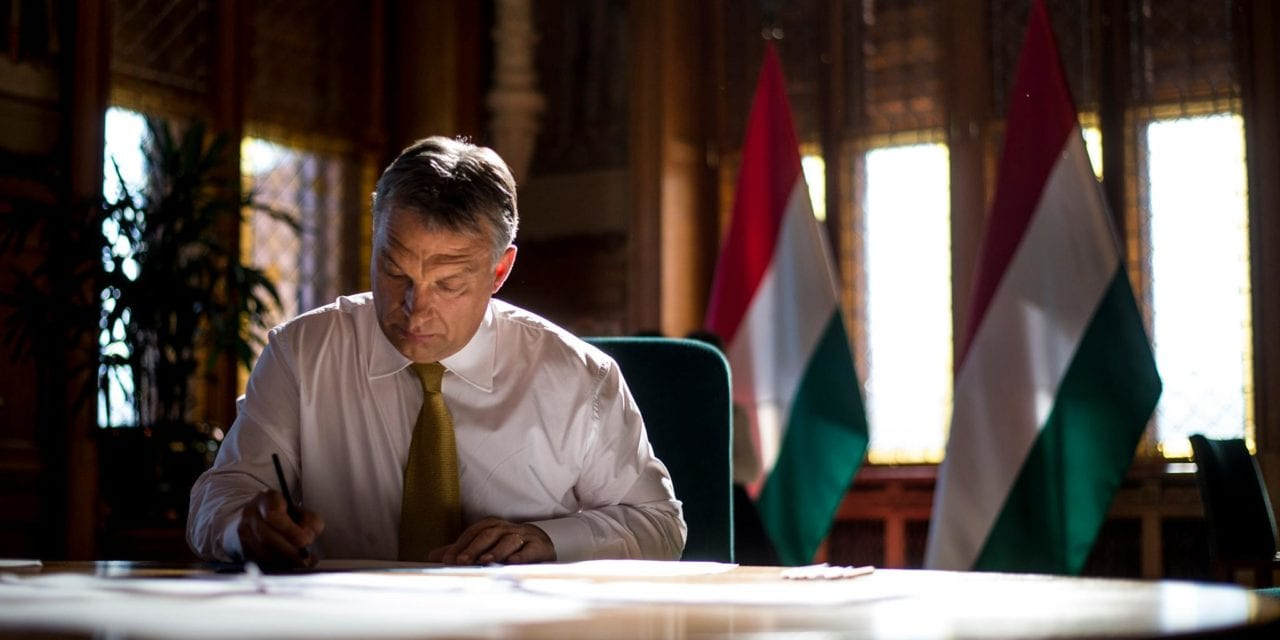 Viktor Orbán's majority can't be a blank check